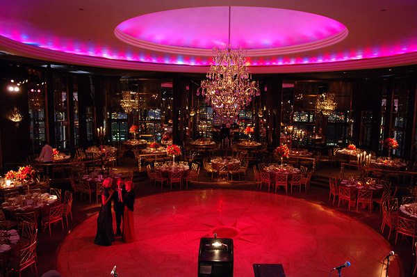 Hispanic Society of America Annual Black Tie Gala at The Rainbow Room