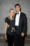 "Justin Rockefeller with <a href=""http://www.bluefieldnews.net/state/060917-staff-jay.html"">Indre Vengris Rockefeller</a>"
