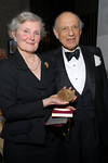 Arthur & Janet Ross, recipients of the 2006 Jacqueline Kennedy Onassis Medal awarded at the Municipal Art Society Annual Gala Benefit Dinner.