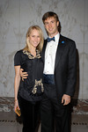 "Justin Rockefeller with <a href=""http://www.bluefieldnews.net/state/060917-staff-jay.html"">Indre Vengris Rockefeller</a> at the Municipal Art Society's Annual Dinner Annual  honoring Arthur & Janet Ross"