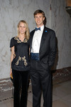 "Newlyweds, Justin Rockefeller with <a href=""http://www.bluefieldnews.net/state/060917-staff-jay.html"">Indre Vengris Rockefeller</a>"