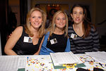 FUNdraisers Committee Members: Meghan O'Connor, Marisa O'Brien & Ann Marie Peterson (Co-Chair)