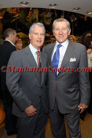 Dr. John Turk & Hon John F. Lehman