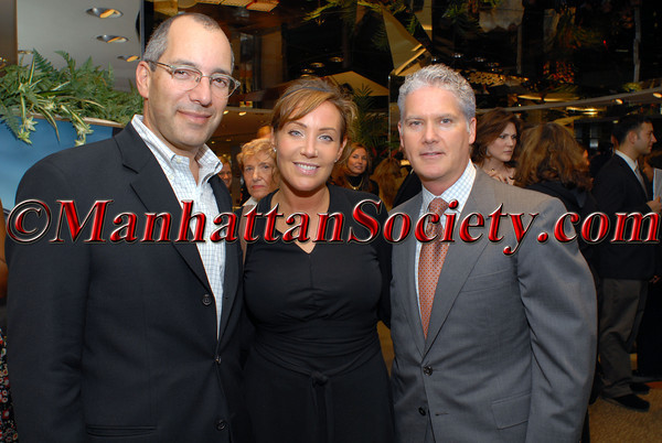 Anton Katz-PGFUSA trustee, Camilla Olsson, Jon Turk- PGFUSA trustee