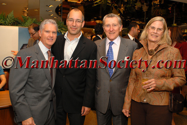 Jon Turk (PGFUSA trustee), Anton Katz (PGFUSA trustee), John F. Lehman (PGFUSA chairman) and his wife Barbara Lehman (PGFUSA trustee)