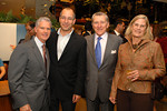 Jon Turk (PGFUSA trustee), Anton Katz (PGFUSA trustee), John F. Lehman (PGFUSA chairman) and his wife Barbara Lehman (PGFUSA trustee)