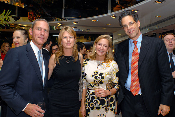 John Klopp, Ann Colley, Karen Klopp and ?