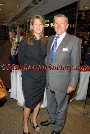 Ann Colley & Hon. John F. Lehman