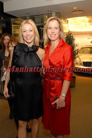 Jasmin Rainieri & Jennifer Stewart
