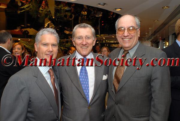 Dr. Jon Turk, John F. Lehman, and Eduardo Garcia (PGFUSA Trustee)