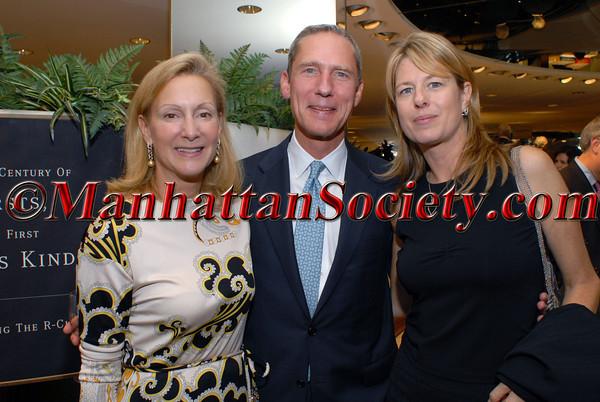 Karen Klopp, John Klopp & Ann Colley