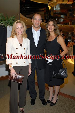 Gillian Miniter, Anton Katz & Linda Rufo