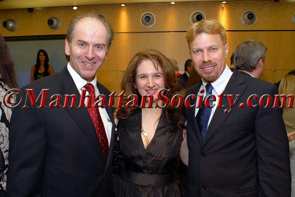 Norbert Mehl, Alison Minton & Michel Witmer