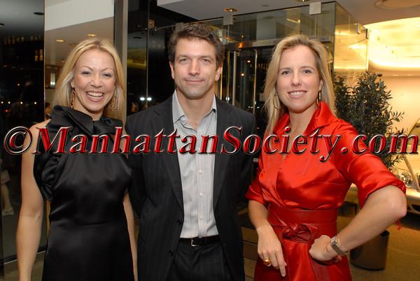 Jasmin Rainieri, Greg ? & Jennifer Stewart