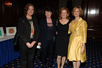 Mary Cooper, Sara Laughren, Jeannie Trouveroy, Pamela Dent