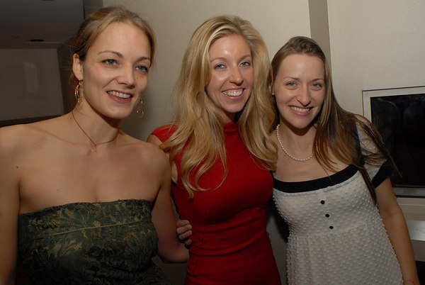 Katharina Harf, Jane Griffin & Lara Meiland