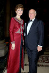Peg Breen, President of The New York Landmarks Conservancy and honoree Barry Diller