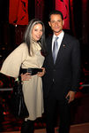 "Emily Feinstein & Congressman  <a href=""http://www.house.gov/weiner/"">Anthony Weiner</a> at The Allen Room, Frederick P. Rose Hall, the home of Jazz at Lincoln Center for the Young Patrons Society of Lincoln Center (YPS): A Mad Hot Affair"