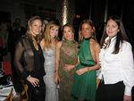 Coralie Charriol Paul, Gillian Hearst, Kat Cohen & Dori Cooperman  & ? VIP Guest