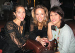Olivia Chantecaille, Coralie Charriol Paul & Adelina Wong Ettelson