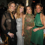 Coralie Charriol Paul, Gillian Hearst Shaw, Kat Cohen & Dori Cooperman