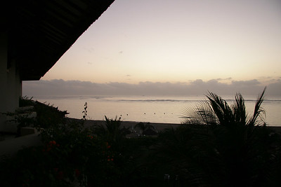 Ryan's Nusa Dua Sunrise
