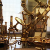 microscope at the museum of the history of science