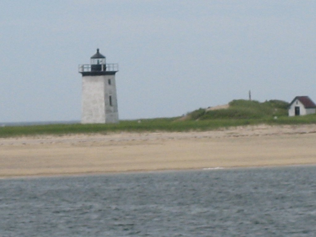 I adore lighthouses...so my apologies for all the pics of them.  I just loved the view off of the Whale Watch.