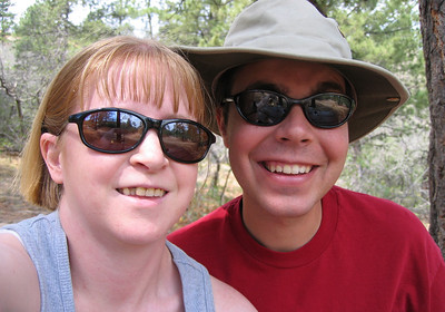 Palmer Park Hike - July 2006