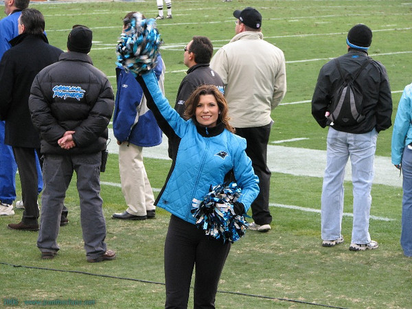 Panthers vs. Giants December 10th 2006