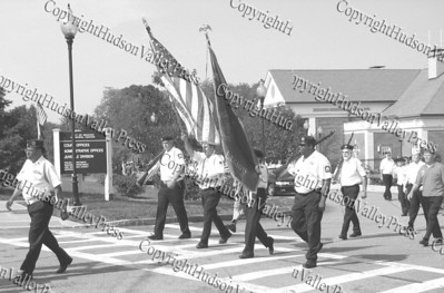 Department of Corrections Color Guard