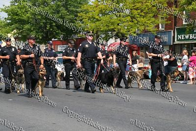 Memorial Day Parade in Newburgh, New York