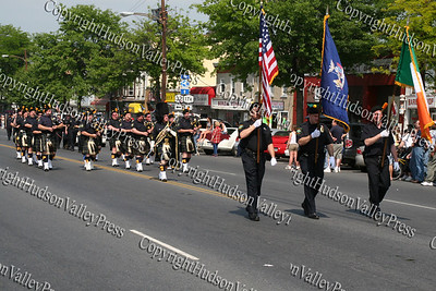 Memorial Day Parade in Newburgh, New York