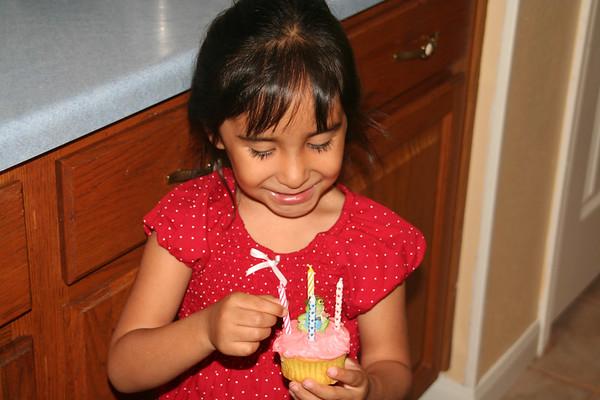 Elaina's 4th Birthday