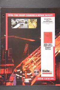 Total Fire Group Cleaning & Repair Facility Catalog