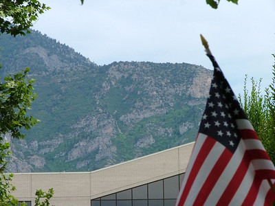 Independence Day stuff in Provo