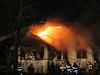 Rochelle Park 12-30-06 : Rochelle Park 2nd alarm at 11 E. Passaic St. on 12-30-06