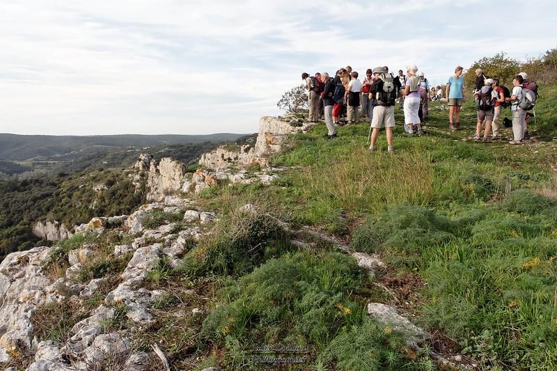Russan - Les rochers du Castelas