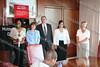 Keishia Richards with Mary Ann Taggart, Bob Scott, Rita McPeck and Audrey Jackson
