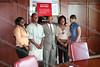 Shemel Jackson, Leslie Caesar, Reggie Fuller, Keishia Richards and Danielle Wood