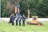 NFA ROTC Color Guard