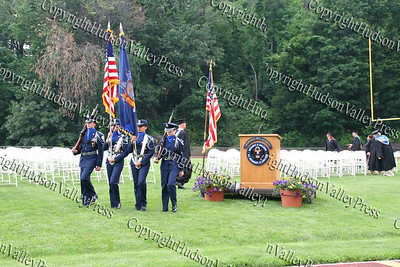 NFA ROTC Color Guard