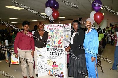 Tynisa Woody, Paulette Cook, Vera Best and Kia Cummings