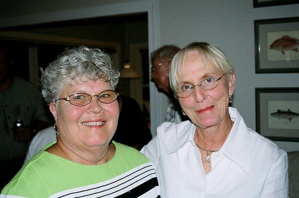 September 2006 - Mom - Dad 70th B-day