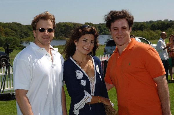 Frederick Cederquist, Samantha Daniels and Fred Sullivan