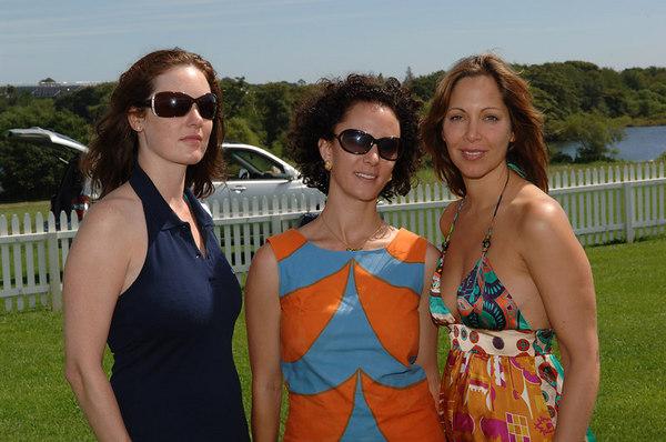 Melyora Kramer, Phoebe Donham & Kimia Ansari
