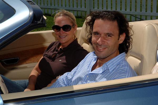 Nina Griscom & Lionel Piriano
