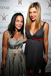 "Tracy Paul and Mira Sorvino at a cocktail reception hosted by  <a href=""http://brizofashionweek.com/"">BRIZO</a>, <a href=""http://www.harpersbazaar.com/"">Harper's Bazaar</a> & <a href=""http://en.wikipedia.org/wiki/Mira_Sorvino"">Mira Sorvino</a> to celebrate <a href=""http://www.thewstudio.com/#"">Jason Wu's</a> <a href=""http://www.olympusfashionweek.com/fall2006/designers/jason_wu/"">Spring/Summer 2007 collection</a> as part of <a href=""http://www.30daysoffashion.com/"">30 Days of Fashion</a> in New York City"