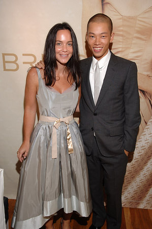 Tracy Paul & Jason Wu