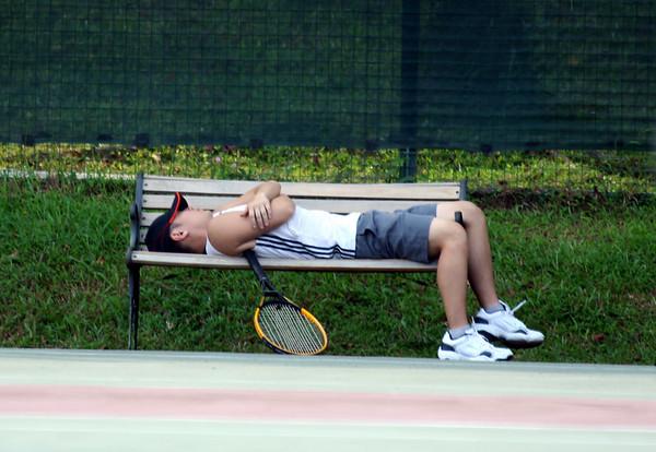 Best of CCG Tennis